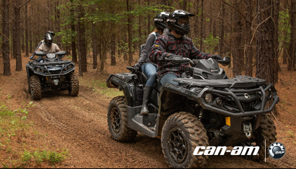 OffRoad Can Am ATV