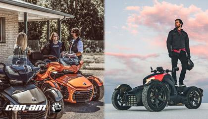 Importateur-powersports pour ATV, Quad, Side-by-Side (SSV