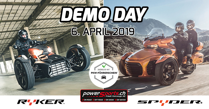 canam onroad demoday 2019 web