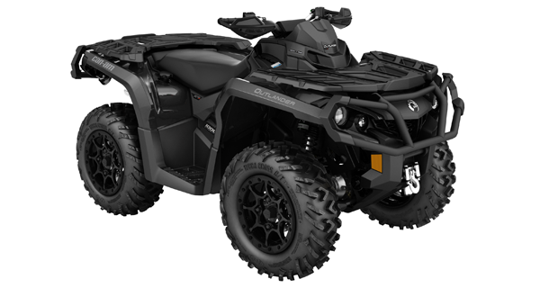 ATV Quad Can Am Outlander 1000R XT P