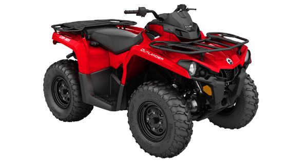 ATV Quad Can-Am Outlander 450 STD