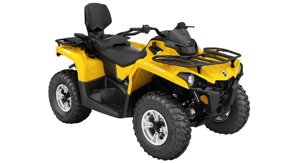 ATV Quad Can Am Outlander 570 MAX UTILITY DPS