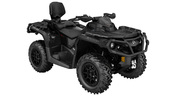 ATV Quad Can-Am Outlander MAX XT-P