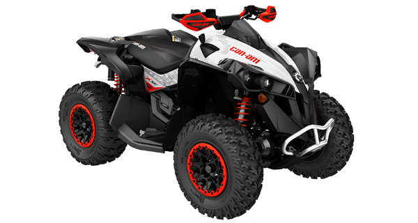 ATV Quad Can Am Renegade 850 X XC