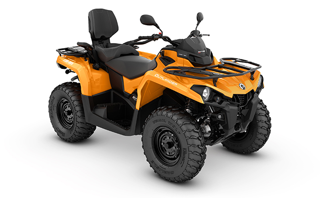 canam outlander 570 max dps