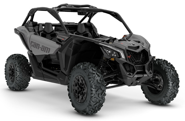canam maverick turbo x ds