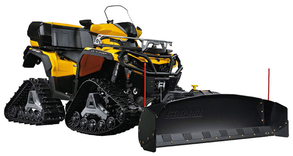 quad can am chenille