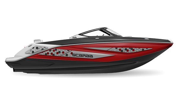 Scarab195ID Impulse Crimson Red Impact seite