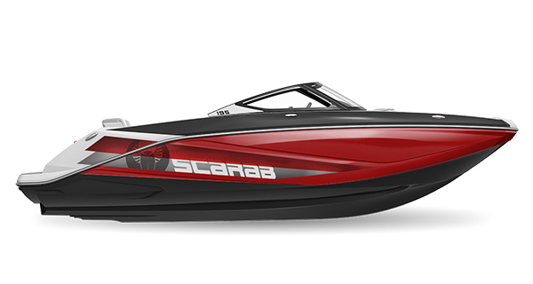 Scarab195ID Impulse Crimson Red seite