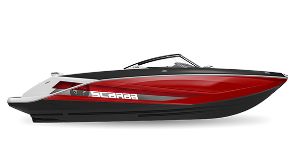 Scarab255ID Impulse Crimson Red seite