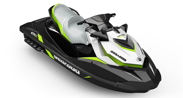 Sea Doo GTI SE 130 MY17 Black White