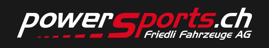powersports.ch logo splash