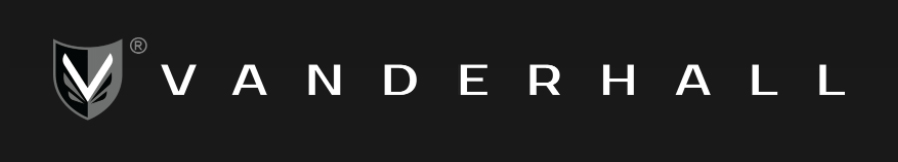 vanderhall logo splash